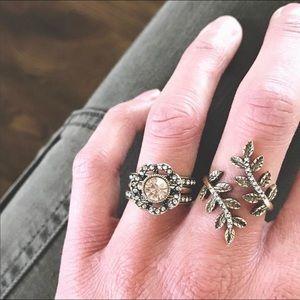Chloe + Isabel Sunset Vista Ring